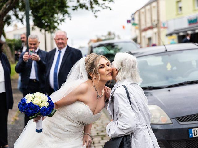 Le mariage de Alexis et Sabrina  à Rouans, Loire Atlantique 7