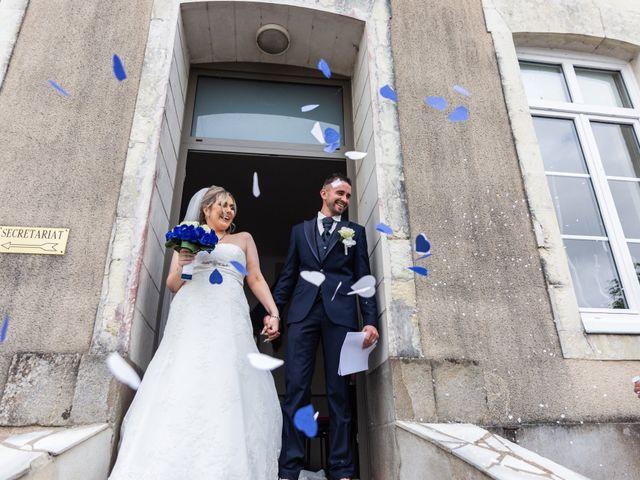 Le mariage de Alexis et Sabrina  à Rouans, Loire Atlantique 36