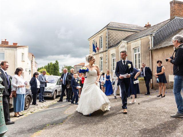 Le mariage de Alexis et Sabrina  à Rouans, Loire Atlantique 45
