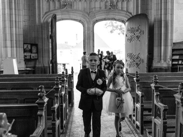 Le mariage de Alexis et Sabrina  à Rouans, Loire Atlantique 56