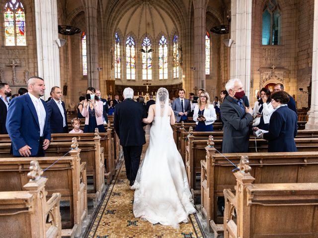 Le mariage de Alexis et Sabrina  à Rouans, Loire Atlantique 59
