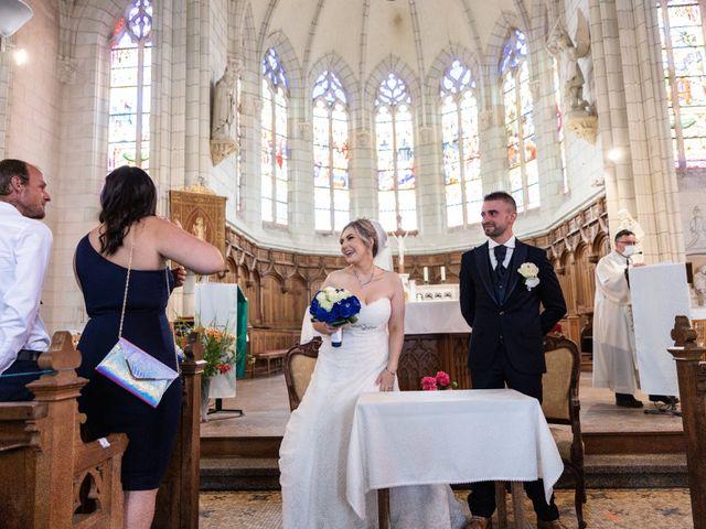 Le mariage de Alexis et Sabrina  à Rouans, Loire Atlantique 98