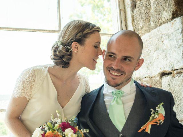Le mariage de Augustin et Lucie à Peaugres, Ardèche 34