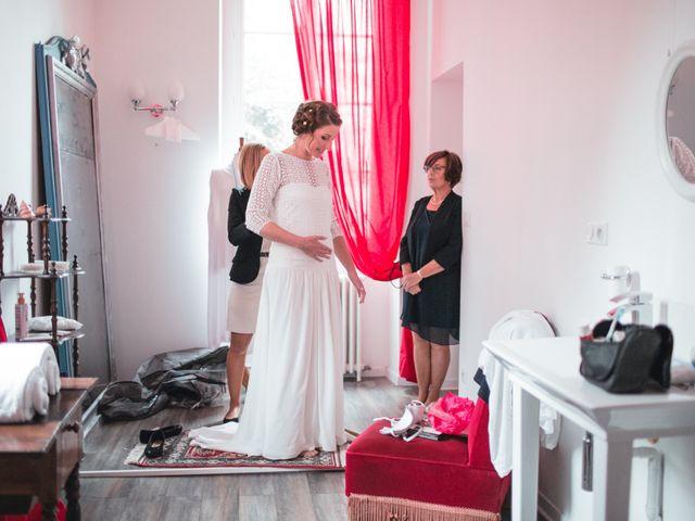 Le mariage de Quentin et Sidonie à Saint-Laurent-de-Chamousset, Rhône 10