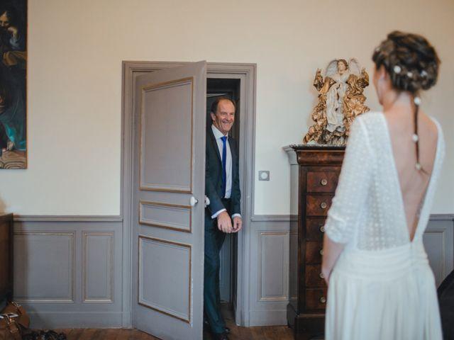Le mariage de Quentin et Sidonie à Saint-Laurent-de-Chamousset, Rhône 12