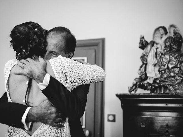 Le mariage de Quentin et Sidonie à Saint-Laurent-de-Chamousset, Rhône 1