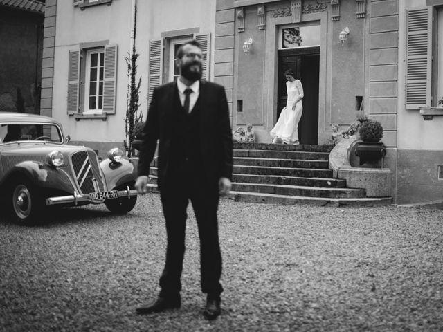 Le mariage de Quentin et Sidonie à Saint-Laurent-de-Chamousset, Rhône 14