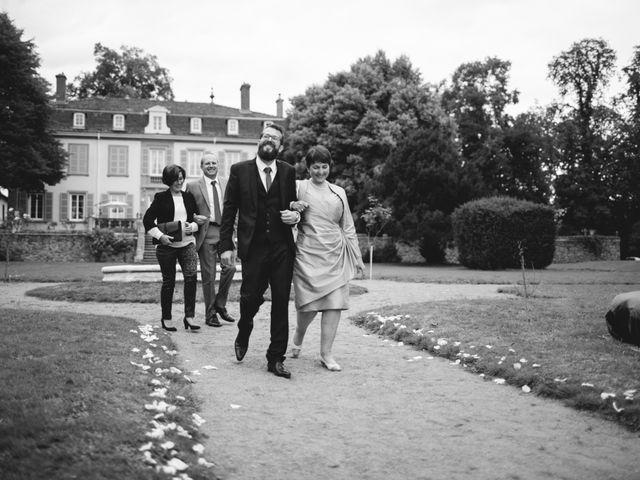 Le mariage de Quentin et Sidonie à Saint-Laurent-de-Chamousset, Rhône 20