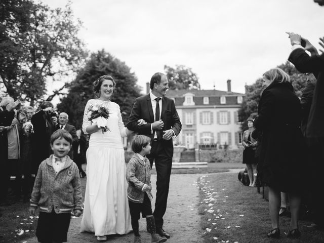 Le mariage de Sidonie et Quentin