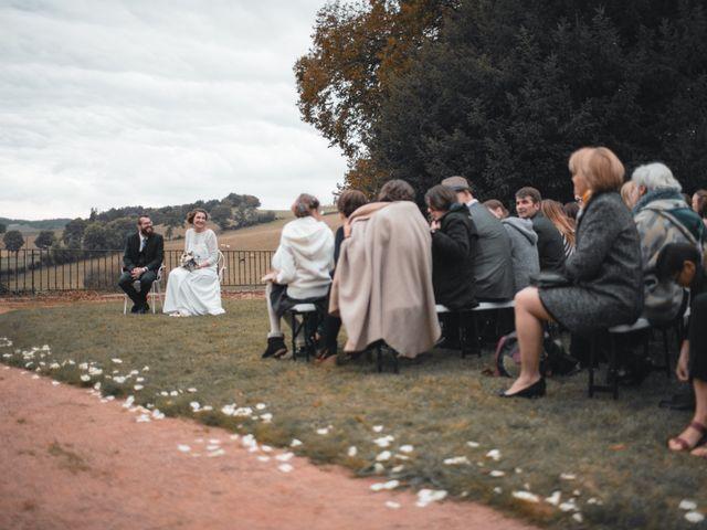 Le mariage de Quentin et Sidonie à Saint-Laurent-de-Chamousset, Rhône 22
