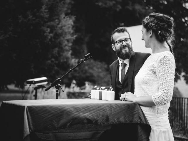 Le mariage de Quentin et Sidonie à Saint-Laurent-de-Chamousset, Rhône 23