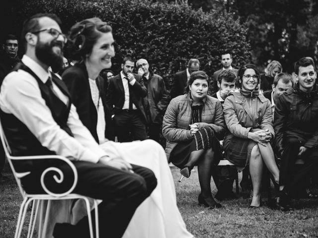 Le mariage de Quentin et Sidonie à Saint-Laurent-de-Chamousset, Rhône 25