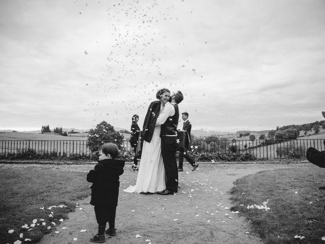 Le mariage de Quentin et Sidonie à Saint-Laurent-de-Chamousset, Rhône 2