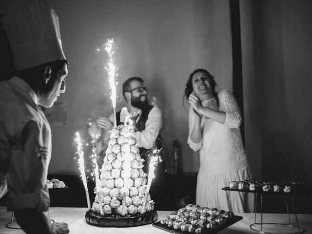 Le mariage de Quentin et Sidonie à Saint-Laurent-de-Chamousset, Rhône 35
