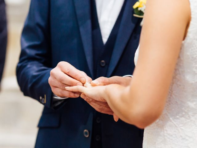 Le mariage de Julien et Hana à Aix-les-Bains, Savoie 25