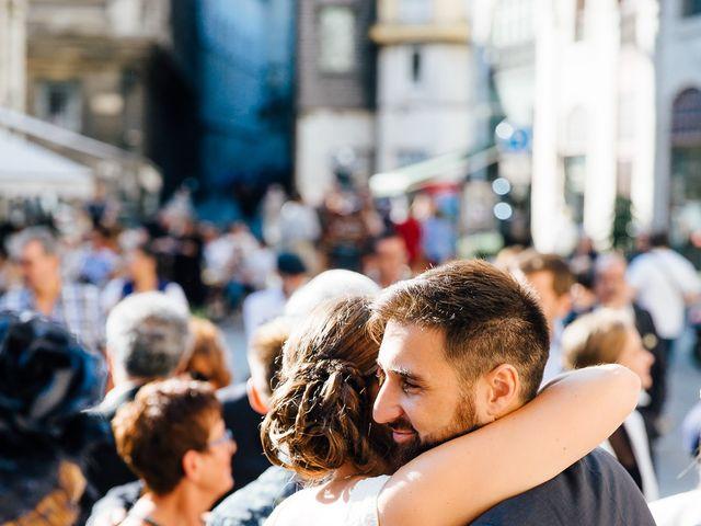 Le mariage de Julien et Hana à Aix-les-Bains, Savoie 31