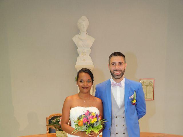 Le mariage de Marc et Valérie à Uchaud, Gard 7