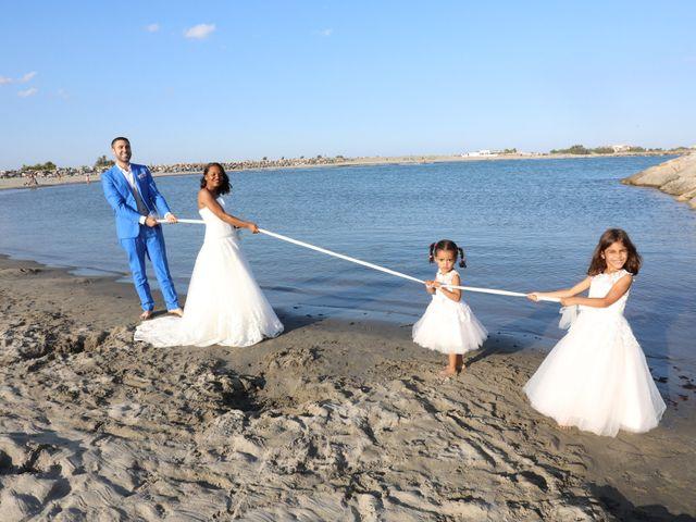 Le mariage de Marc et Valérie à Uchaud, Gard 21