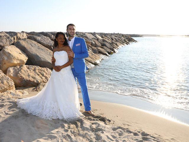 Le mariage de Marc et Valérie à Uchaud, Gard 22