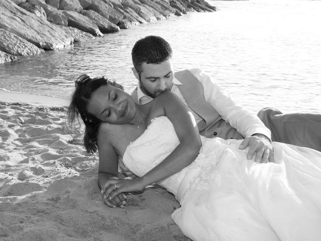 Le mariage de Marc et Valérie à Uchaud, Gard 25