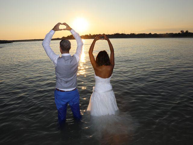 Le mariage de Marc et Valérie à Uchaud, Gard 27