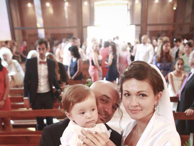 Le mariage de Chadi et Iuliia à Chens-sur-Léman, Haute-Savoie 22