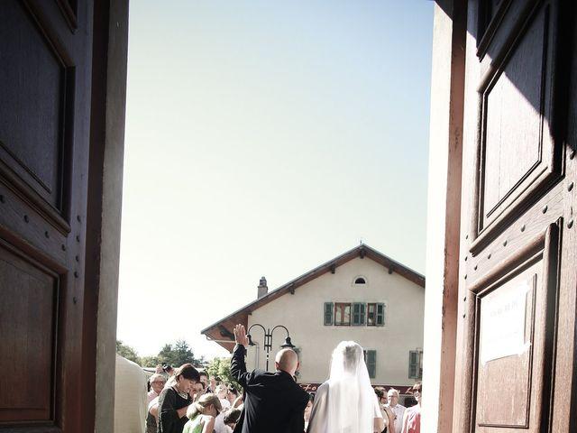 Le mariage de Chadi et Iuliia à Chens-sur-Léman, Haute-Savoie 23