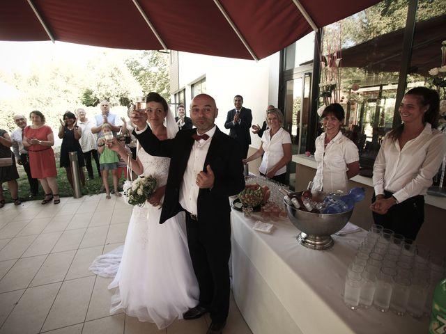 Le mariage de Chadi et Iuliia à Chens-sur-Léman, Haute-Savoie 26