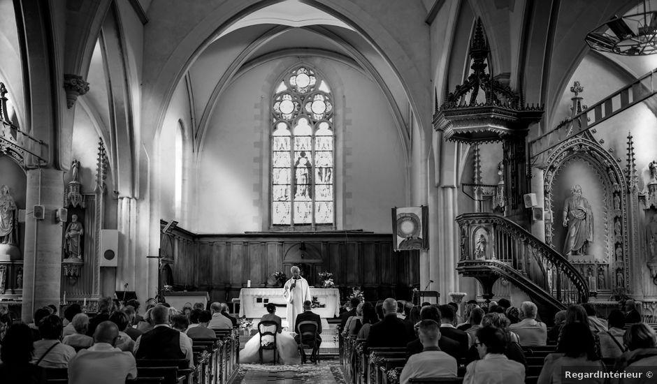 Le mariage de Simon et Pauline à Mazé, Maine et Loire