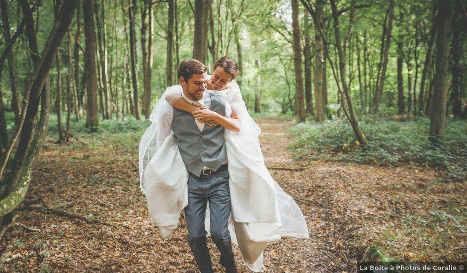 Le mariage de Alexis et Marie à Lyons-la-Forêt, Eure