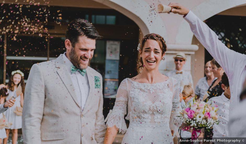 Le mariage de Julien et Anne à Roquefort-les-Pins, Alpes-Maritimes