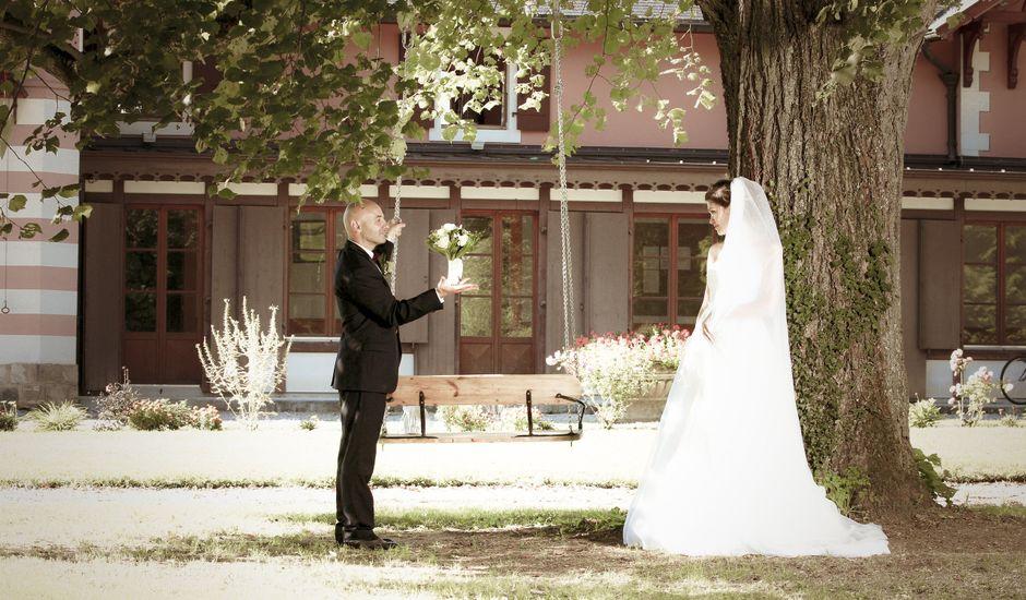 Le mariage de Chadi et Iuliia à Chens-sur-Léman, Haute-Savoie