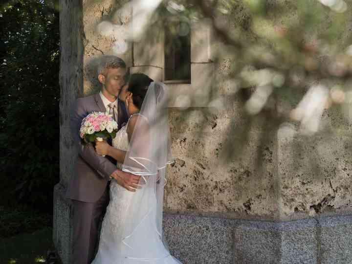 Le mariage de Caroline et Yannick