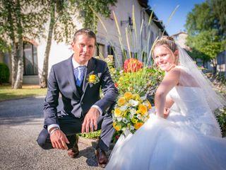 Le mariage de Géraldine et Laurent 3