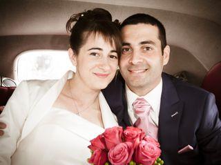 Le mariage de Esther et Johan