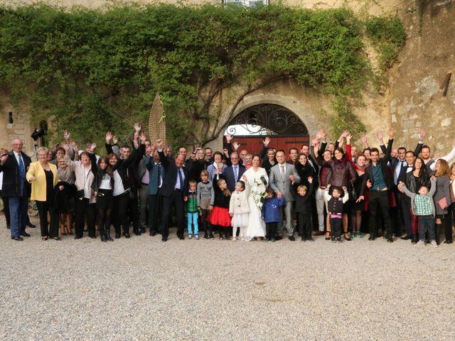 Le mariage de Mikael et Sandrine à Cournonterral, Hérault 42