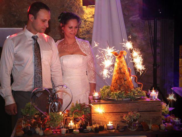Le mariage de Mikael et Sandrine à Cournonterral, Hérault 59