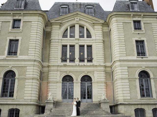 Le mariage de Levitt et Danica à Clermont-Ferrand, Puy-de-Dôme 25