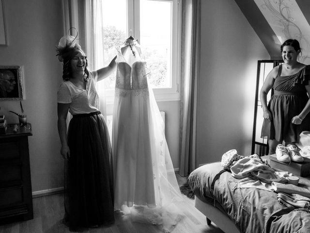 Le mariage de Pierre et Lucile à Bazancourt, Marne 15