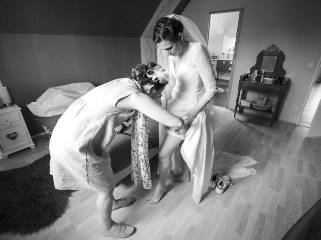 Le mariage de Pierre et Lucile à Bazancourt, Marne 17