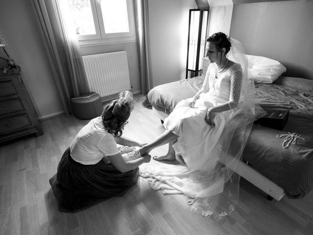 Le mariage de Pierre et Lucile à Bazancourt, Marne 18