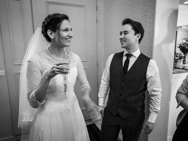 Le mariage de Pierre et Lucile à Bazancourt, Marne 19