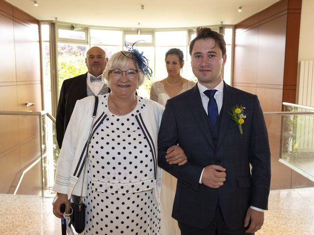 Le mariage de Pierre et Lucile à Bazancourt, Marne 22