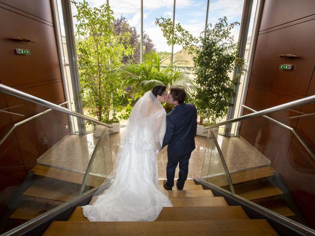 Le mariage de Pierre et Lucile à Bazancourt, Marne 26