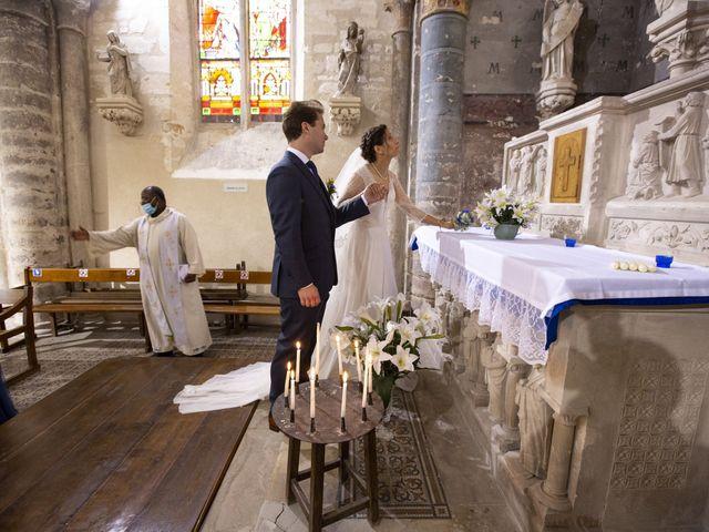 Le mariage de Pierre et Lucile à Bazancourt, Marne 40