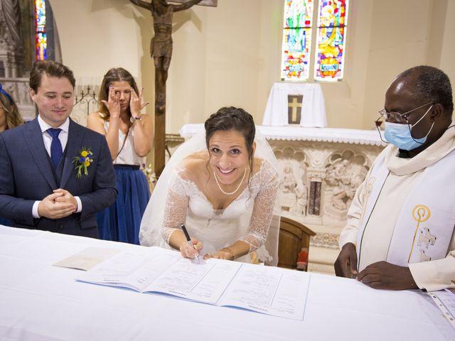 Le mariage de Pierre et Lucile à Bazancourt, Marne 41