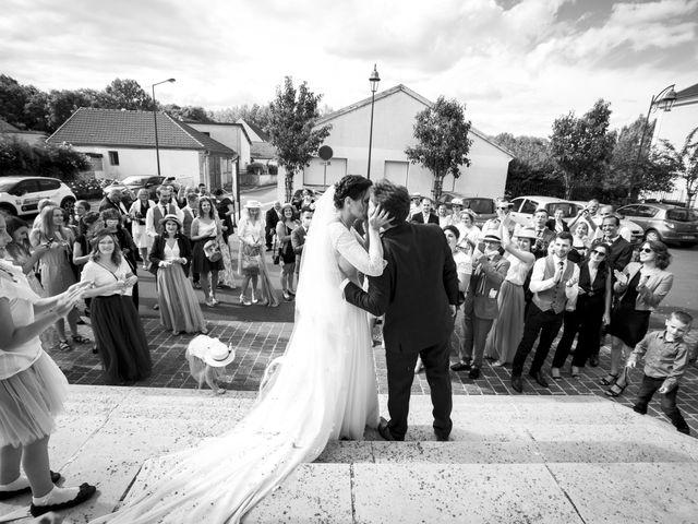 Le mariage de Pierre et Lucile à Bazancourt, Marne 49