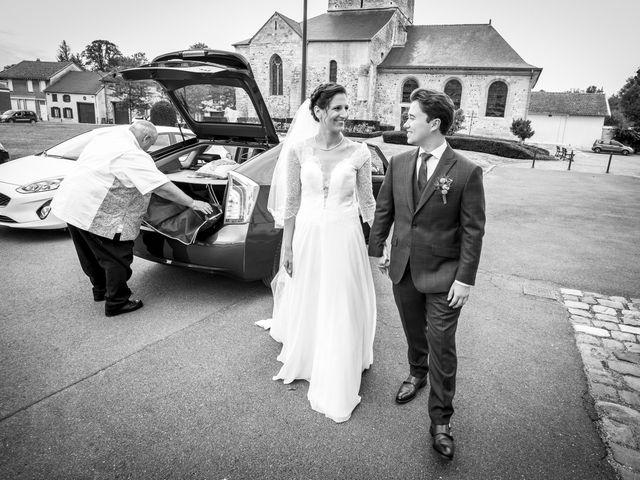 Le mariage de Pierre et Lucile à Bazancourt, Marne 20