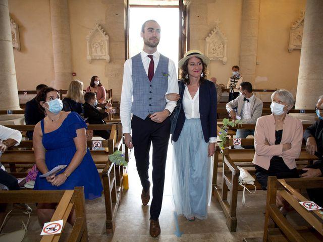 Le mariage de Pierre et Lucile à Bazancourt, Marne 28