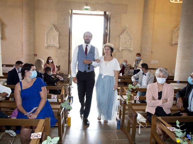 Le mariage de Pierre et Lucile à Bazancourt, Marne 31